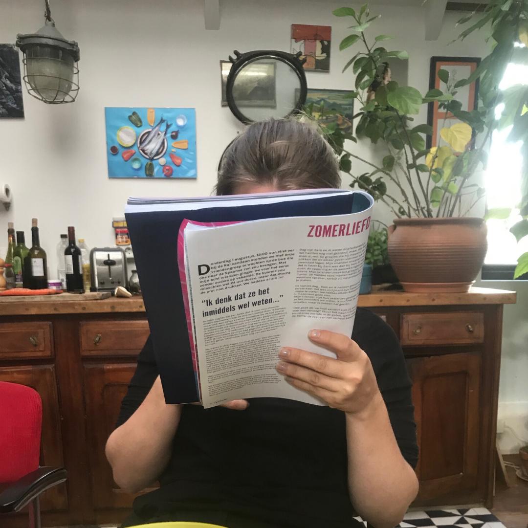 QPIDO zomerboek